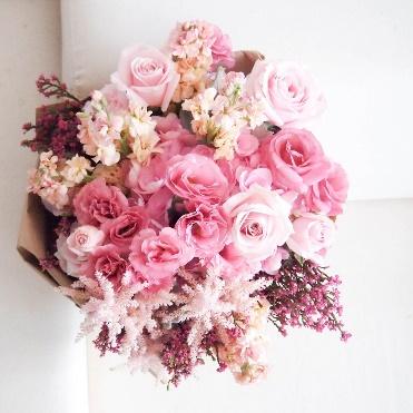 buchet-roz